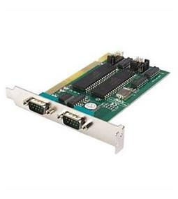 StarTech ISA2S550 2 Port ISA RS232 Serial Adapter Card with 16550 UART