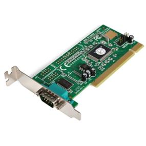 StarTech 1 Port PCI Low Profile RS232 Serial Adapter Card with 16550 UART (PCI1S550_LP)