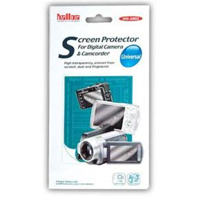 Halloa Universal Screen Protector for Digital Camera & Camcorder (HN-5903)