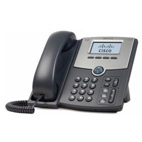 Cisco SPA502G 1-Line IP Phone with Display, PoE and PC Port  1 x RJ-7 Headset, 2 x RJ-45 10/100Base-TX , 1 x Sub-mini phone Headphone