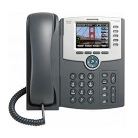 Cisco SPA525G2, 5-Line IP Phone with Color Display