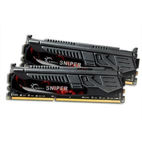 G.SKILL Sniper Series 8GB (2x4GB) DDR3 1333MHz CL9 Dual Channel Kit (F3-10666CL9D-8GBSR)