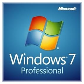 Microsoft Windows 7 Professional With Service Pack 1 64-Bit - 1PC English OEM