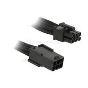 BitFenix 6-Pin Video Card Extension Cable 45cm Black (BFA-MSC-6PEG45KK-RP)