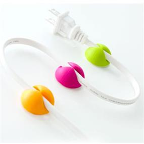 Bluelounge Cabledrop Adhesive Cable Holders Bright Colors (CD-BR)