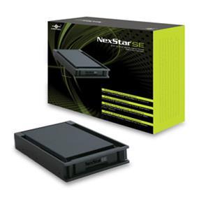 "Vantec NexStar SE (MRK-510ST) 2.5"" to 3.5"" SATA Hard Drive/SSD Rack Black"