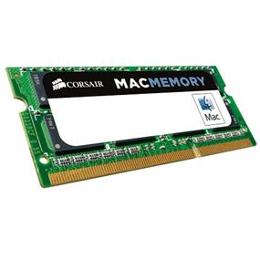 Corsair Apple Memory 4GB DDR3 1066MHz CL7 SODIMMs (CMSA4GX3M1A1066C7)