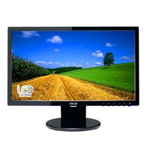 "ASUS VE208T, 20"" Widescreen LED Monitor,"