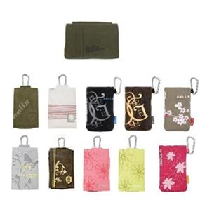 Golla Mobile Device Bag for iPod, MP3, Compact Camera, Mobile Phone (Assorted Colour & Style)