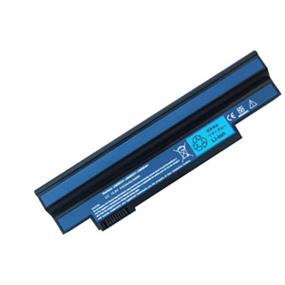 iCAN Compatible Acer Aspire One Laptop Battery 6-Cells (Samsung Cell) 4400mAH Black Replacement for: P/N UM09H31,UM09H36,UM09H41,UM09G31,UM09G31,UM09H56,UM09H70,UM09H73,UM09H75