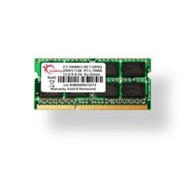 G.SKILL SQ Series 4GB DDR3 1600MHz CL9 SODIMM Memory (F3-12800CL9S-4GBSQ)