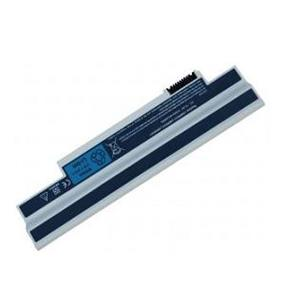 iCAN Compatible Acer Aspire One Laptop Battery 6-Cells (Samsung Cell) 4400mAH White Replacement for: P/N UM09H31,UM09H36,UM09H41,UM09G31,UM09G31,UM09H56,UM09H70,UM09H73,UM09H75