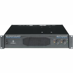 Behringer Europower EP4000 -  Professional Stereo Power Amplifier (750W/Channel @ 8 Ohms)