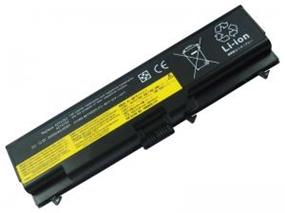 iCAN Compatible Lenovo ThinkPad E40 42T4235 Laptop Battery 6-Cells (Samsung Cell) 4400mAH White