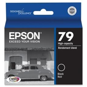 Epson 79 Black High Capacity Ink Cartridge