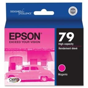 Epson 79 Magenta High Capacity Ink Cartridge