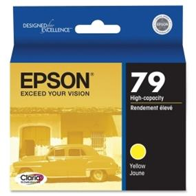 Epson 79 Yellow High Capacity Ink Cartridge