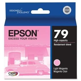Epson 79 Light Magenta High Capacity Ink Cartridge