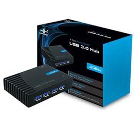 Vantec UGT-MH430U3 4-Port SuperSpeed USB 3.0 Hub