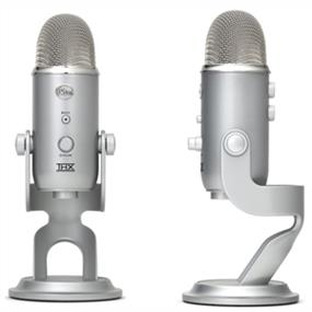 Blue Yeti Microphone (Silver)