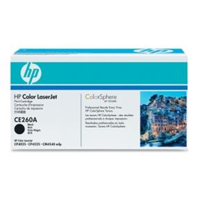 HP 647A (CE260A) Black Original LaserJet Toner Cartridge