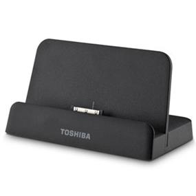 "Toshiba Tablet Standard Dock with Audio Out - Store, View and Charge your Toshiba 10"" Tablet (PA3956C-1PRP)"