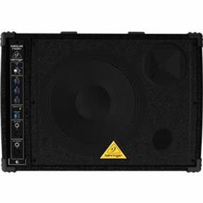 "Behringer EUROLIVE F1320D - Active 300-Watt 2-Way Monitor Speaker System with 12"" Woofer, 1"" Compression Driver and Feedback Filter"