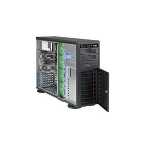 Supermicro SuperChassis 743TQ-865B 4U Server Chassis Black 865W Super Quiet PSU