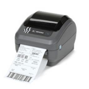 Zebra GX420d Direct Thermal Label Printer - w/USB/Serial Interfaces - 6 inches/sec - 203 DPI - Enhanced (GX42-202510-000)