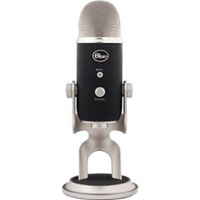 Blue Yeti Pro - USB & XLR Microphone