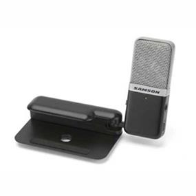 SAMSON GOMICB - Portable USB Condenser Microphone (Black) ** Lower Pricing Available In-Store **
