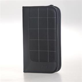 iCAN 64 Capacity CD Wallet - black