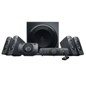 Logitech Z906 (980-000467) -- 5.1 Digital Speaker System (Retail Box)