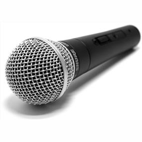 Shure SM58LC - Cardioid Handheld Dynamic Microphone ** Bundle available for a FREE 25 feet XLR Cable. Ask Stores for More Details. **