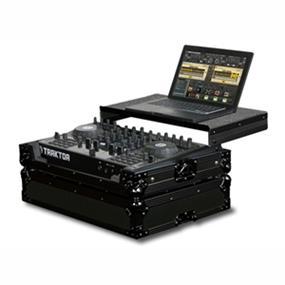 Odyssey FZGSTKS4BL - Traktor Kontrol S4/American Audio VMS4 Black Label Glide Style Case