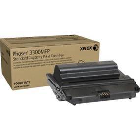 Xerox Black High Capacity Toner Cartridge (106R01412) For Phaser 3300MFP