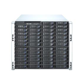 "Chenbro RM91250 9U 50-Bay Storage Center Server Chassis w/ Mini-SAS BP, 27"" Rails, 1620W PSU (RM91250M2-R1620)"