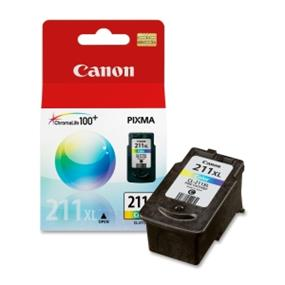 Canon CL-211XL Color Ink Cartridge(2975B001)