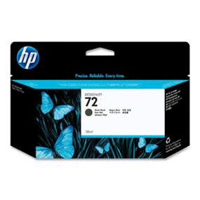 HP 72 Matte Black  Ink Cartridges (C9403A)