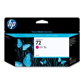 HP 72 Magenta 130ML Ink Cartridges (C9372A)