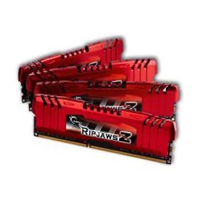 G.SKILL Ripjaws Z Series 32GB (4x8GB) DDR3 1600MHz CL10 Quad Channel Kit (F3-12800CL10Q-32GBZL)