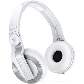 Pioneer DJ HDJ-500W, Professional DJ Headphones (White)