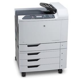 HP LaserJet CP6015XH Colour Laser Printer