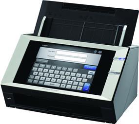 Fujitsu ScanSnap N1800 Network Document Scanner