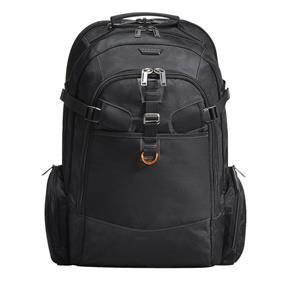 "Everki EKP120 Titan Checkpoint Friendly Laptop Backpack, fits up to 18.4"", Black"