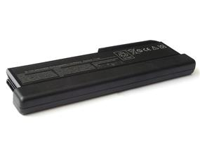 iCAN Compatible DELL Vostro Laptop Battery 8-cell (Samsung Cell) 4400mAh Black Replacement for: T112C, T114C, T116C