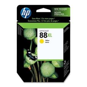 HP 88XL Yellow High Yield Original Ink Cartridge (C9393AN)