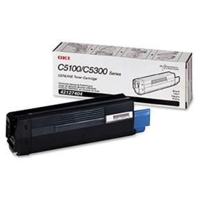 Okidata 42127404 Black Toner Cartridge