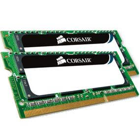 Corsair Value Select 16GB (2x8GB) DDR3 1333MHz CL9 SODIMMs (CMSO16GX3M2A1333C9)
