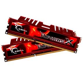 G.SKILL Ripjaws X Series 16GB (2x8GB) DDR3 1866MHz CL10 Dual Channel Kit (F3-14900CL10D-16GBXL)